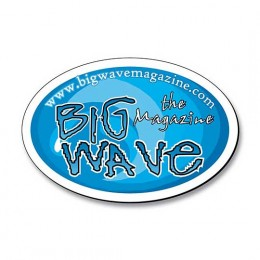 TuffMag Outdoor Magnet - Oval - 3 x 2 Promotional Custom Imprinted With Logo