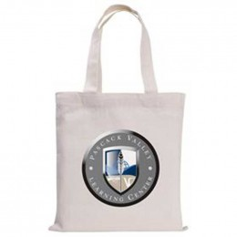 Mini Economy Tote Promotional Custom Imprinted With Logo