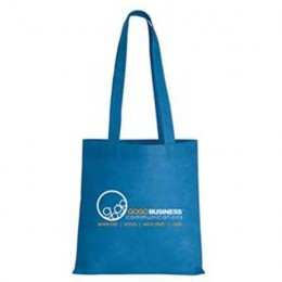 Poly Pro Magazine Tote Promotional Custom Imprinted With Logo