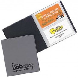 Value Plus Mini Card File - 56 cards Promotional Custom Imprinted With Logo