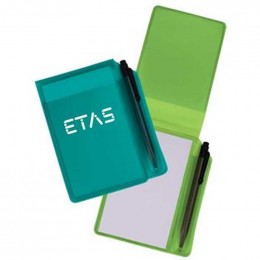 Value Plus Jotter Promotional Custom Imprinted With Logo