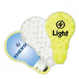 Light Bulb Promotional Custom Imprinted With Logo