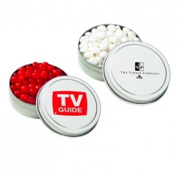 Red Hots or White Mints - SM Promotional Custom Imprinted With Logo