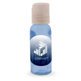 1 ounce Hand Sanitizer Gel Promotional Custom Imprinted With Logo