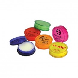 Clear Stick Lip Balm - Petroleum-Free Promotional Custom Imprinted With Logo