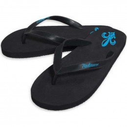 The Eco-Friendly Flip Flop Promotional Custom Imprinted With Logo