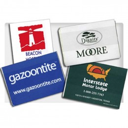 Ad Tissues Promotional Custom Imprinted With Logo