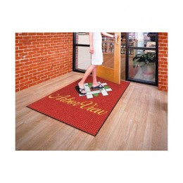 Waterhog Inlay Logo Mat 3' x 10' Promotional Custom Imprinted With Logo