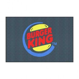 Waterhog Inlay Logo Mat 4' x 6' Promotional Custom Imprinted With Logo