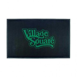 Super Scrape Impressions Logo Mat - 4' x 8' Custom Imprinted With Logo
