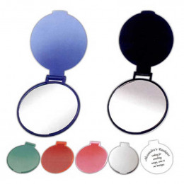Round Mirror Promotional Custom Imprinted With Logo