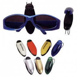 Eyeglass/Sunglass Holder Clip Promotional Custom Imprinted With Logo