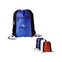 Triad Drawcord Sport Pack Promotional Custom Imprinted With Logo