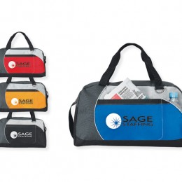 The Wingman Duffel Bag Promotional Custom Imprinted With Logo