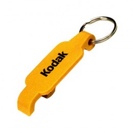 Bottle Opener Key Chain Promotional Custom Imprinted With Logo