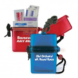 Preserver First Aid Kit Promotional Custom Imprinted With Logo