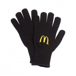 Thermal Gloves Promotional Custom Imprinted With Logo