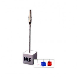 Square Memo Holder Promotional Custom Imprinted With Logo