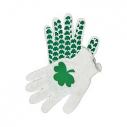 Poly-Acrylic Blend Glove - custom palm Promotional Custom Imprinted With Logo