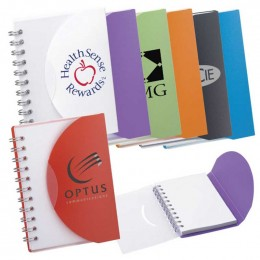 Post Spiral Notebook Promotional Custom Imprinted With Logo
