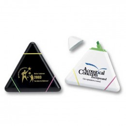 Tri-Highlighter Promotional Custom Imprinted With Logo