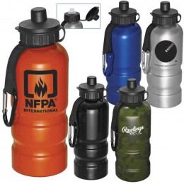 The Sahara Sports Bottle Promotional Custom Imprinted With Logo