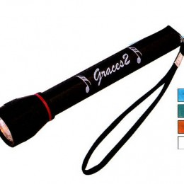 Super Bright Flashlight Promotional Custom Imprinted With Logo