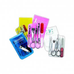 5-in-1 Manicure Set Promotional Custom Imprinted With Logo