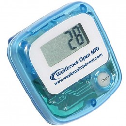 Step Counter Pedometer Promotional Custom Imprinted With Logo