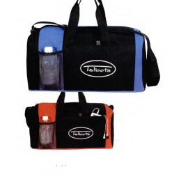 Alley Oop Duffel Bag Promotional Custom Imprinted With Logo
