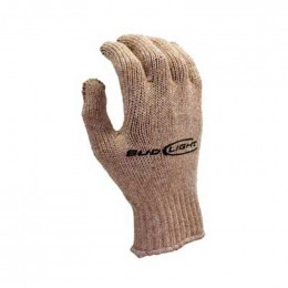 Brown Eco-Glove Promotional Custom Imprinted With Logo