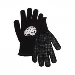 Thermal gloves - dotted palms Promotional Custom Imprinted With Logo
