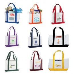 Boat Tote Promotional Custom Imprinted With Logo