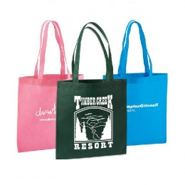 Low Cost Tote Bag-Great Colors-Promotional