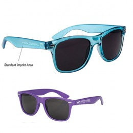 Custom Company Logo Sunglasses for Promotional Advertising