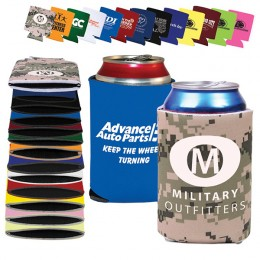 Economy Collapsible Koozie