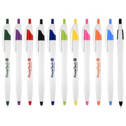 Personalized Click Pens | Stationery Giveaway Items | Bulk Customizable Pens for Businesses