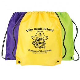 Economy Drawstring Backpack