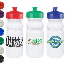 20 oz Water Bottle With Sport Grip
