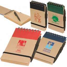 Promotional Pocket Eco-Note Keeper