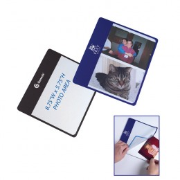 Flip Flap Photo Mouse Pad Custom Logo
