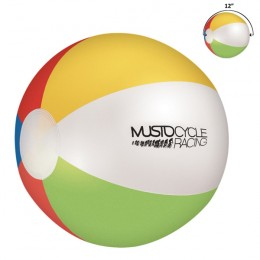 "12"" Beach Ball - Multi color"