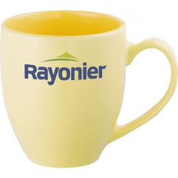 Pastel Ceramic Mug Promotional 16 oz