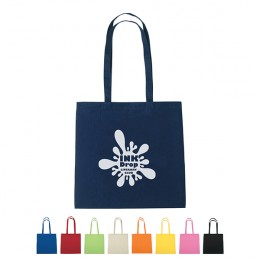 Lightweight natural custom cotton tote with imprint