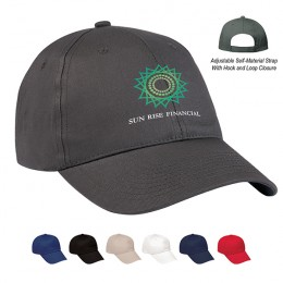 Promotional Embroidered Hat Price Buster Cap - Custom Logo Hats