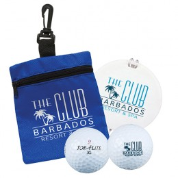 Golf Set in a Bag-Tag
