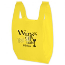Tote Bag-Small Grocery-T-Shirt