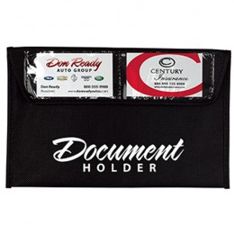 Non-Woven Document Holder