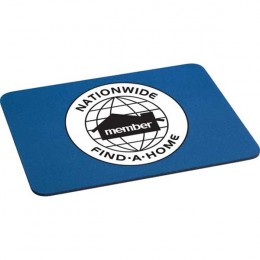 "Rectangular Mouse Pad-1/8"" Rubber"