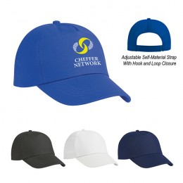 Budget Saver Customized Logo Hat - Best Custom Imprint Logo Hats